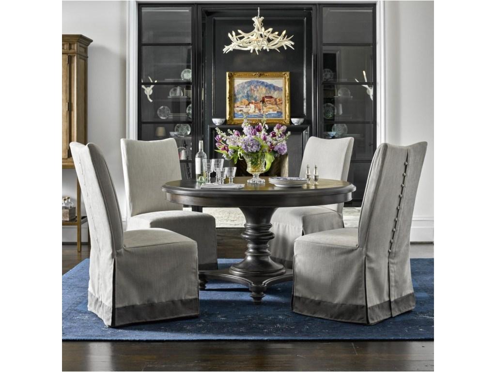 universal postscript5 piece dining set