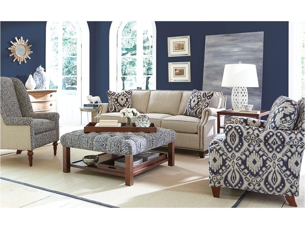 9383 minette nail head living room set