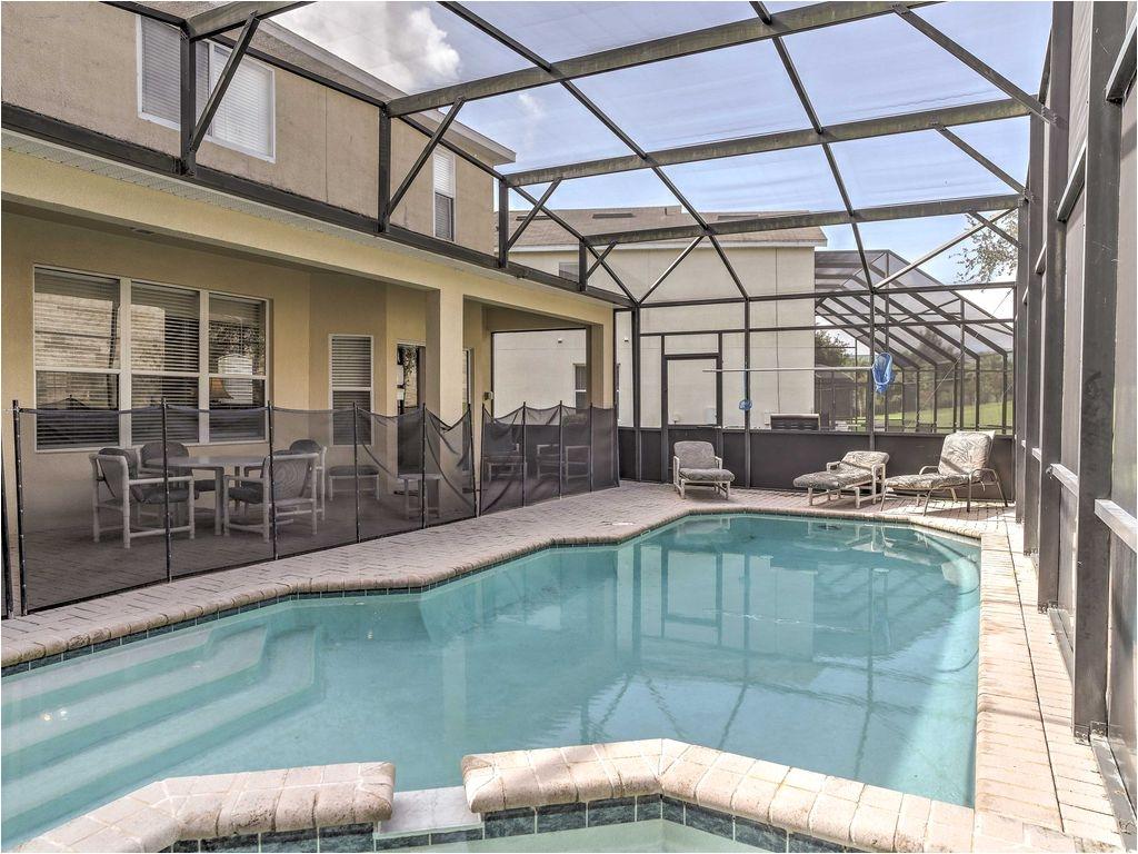 kissimmee house rental retreat to this 6 bedroom 4 bathroom vacation rental
