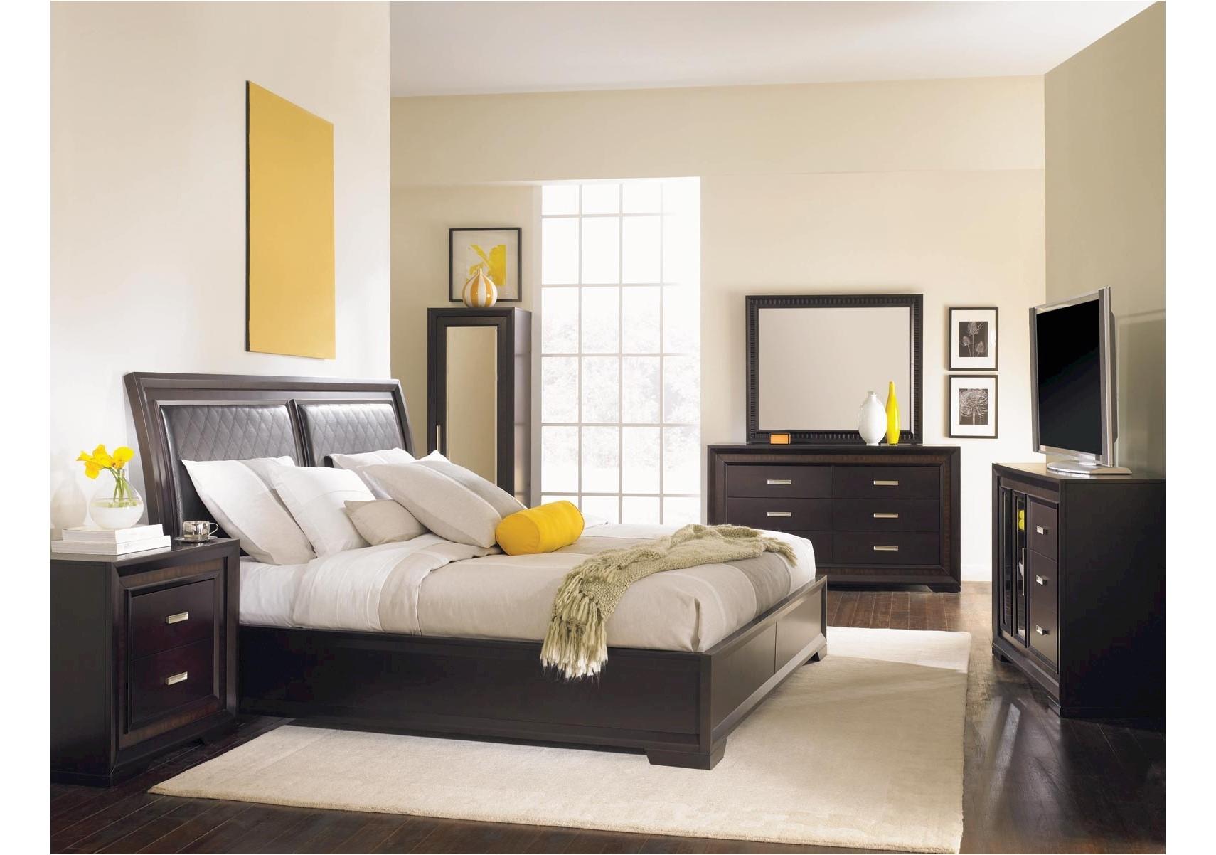 brentwood 4 pc queen bedroom set
