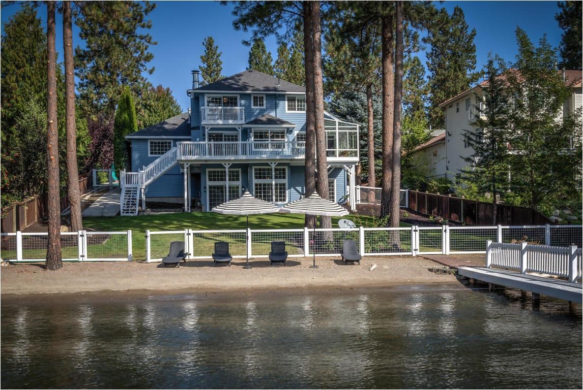 single family home for sale at 5531 e shoreline drive 5531 e shoreline drive post falls