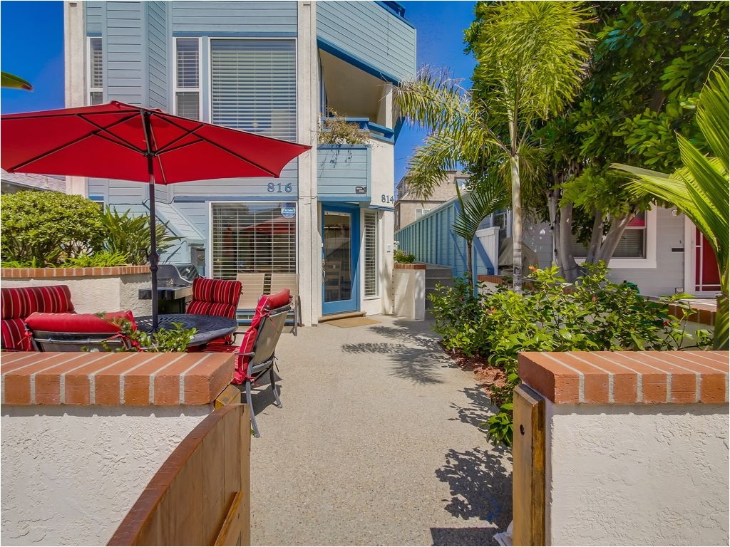 s mission beach large family home sun deck ground flr patio garage parking