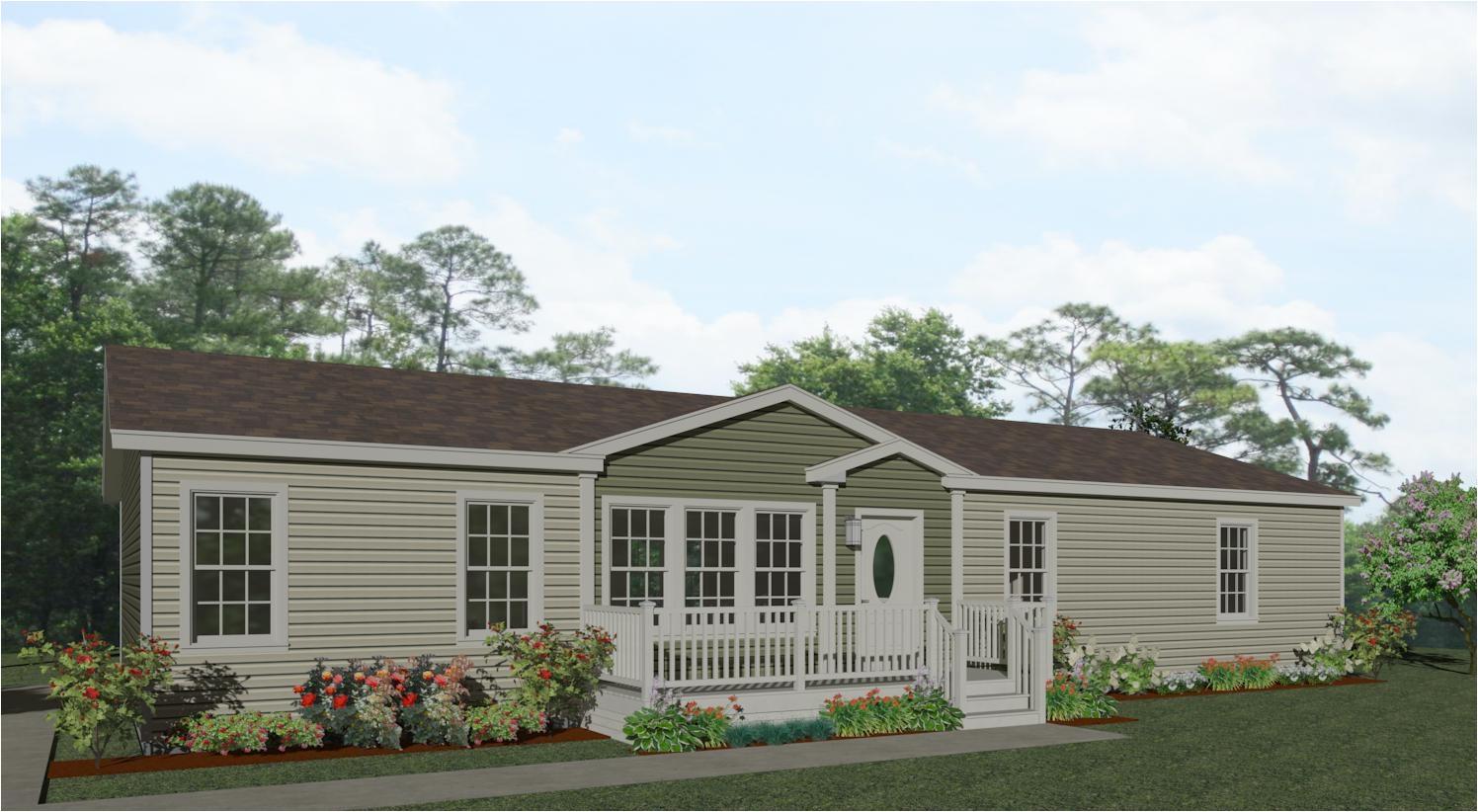 exterior rendering jacobsen homes floor plan imlt 46820b