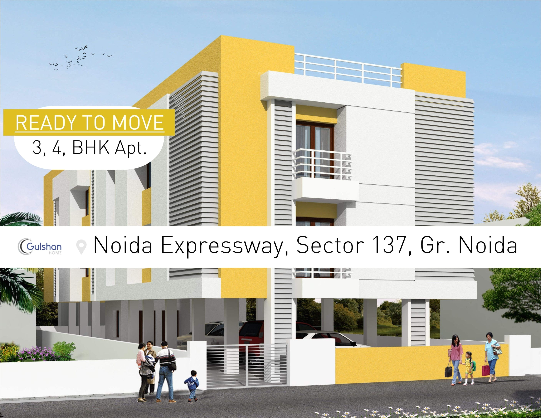 apartment noida unique dream homes ready to move 3 4 bhk apartments location noida