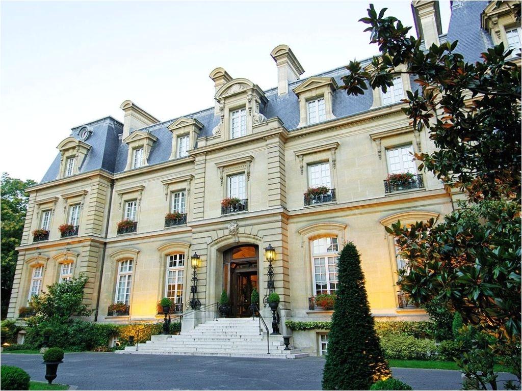 the saint james paris 43 avenue bugeaud paris france neighborhood 16th arr