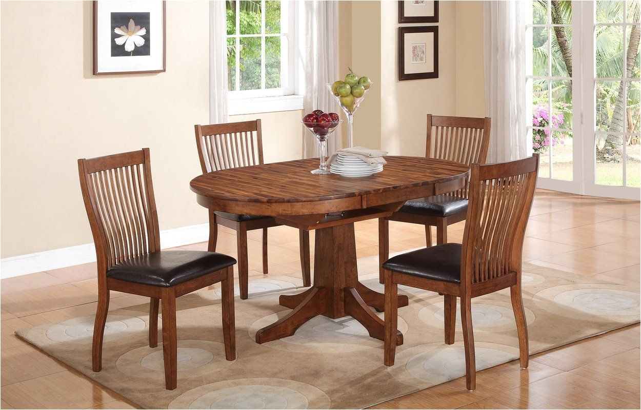 blanco point extendable dining table