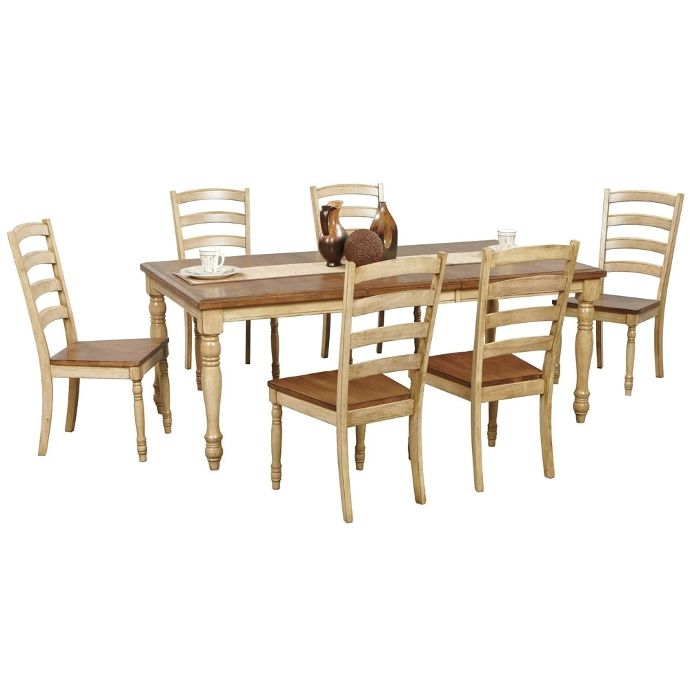 robins lane 7 piece dining table and chair set by winners only