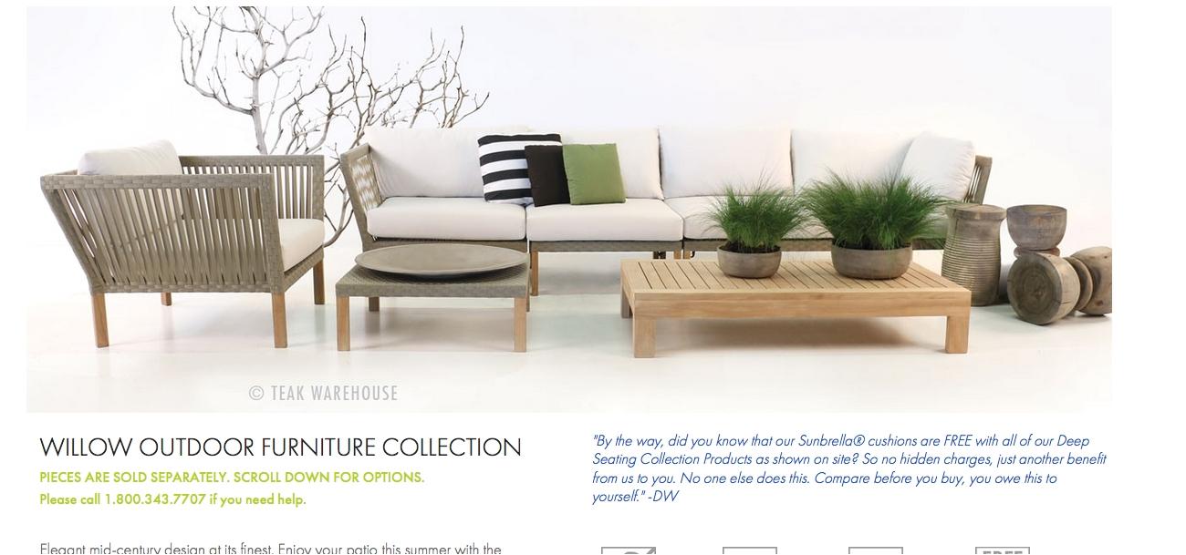 design warehouse nz is an outdoor furniture teak furniture manufacturer wholesale furniture warehouse open to the public