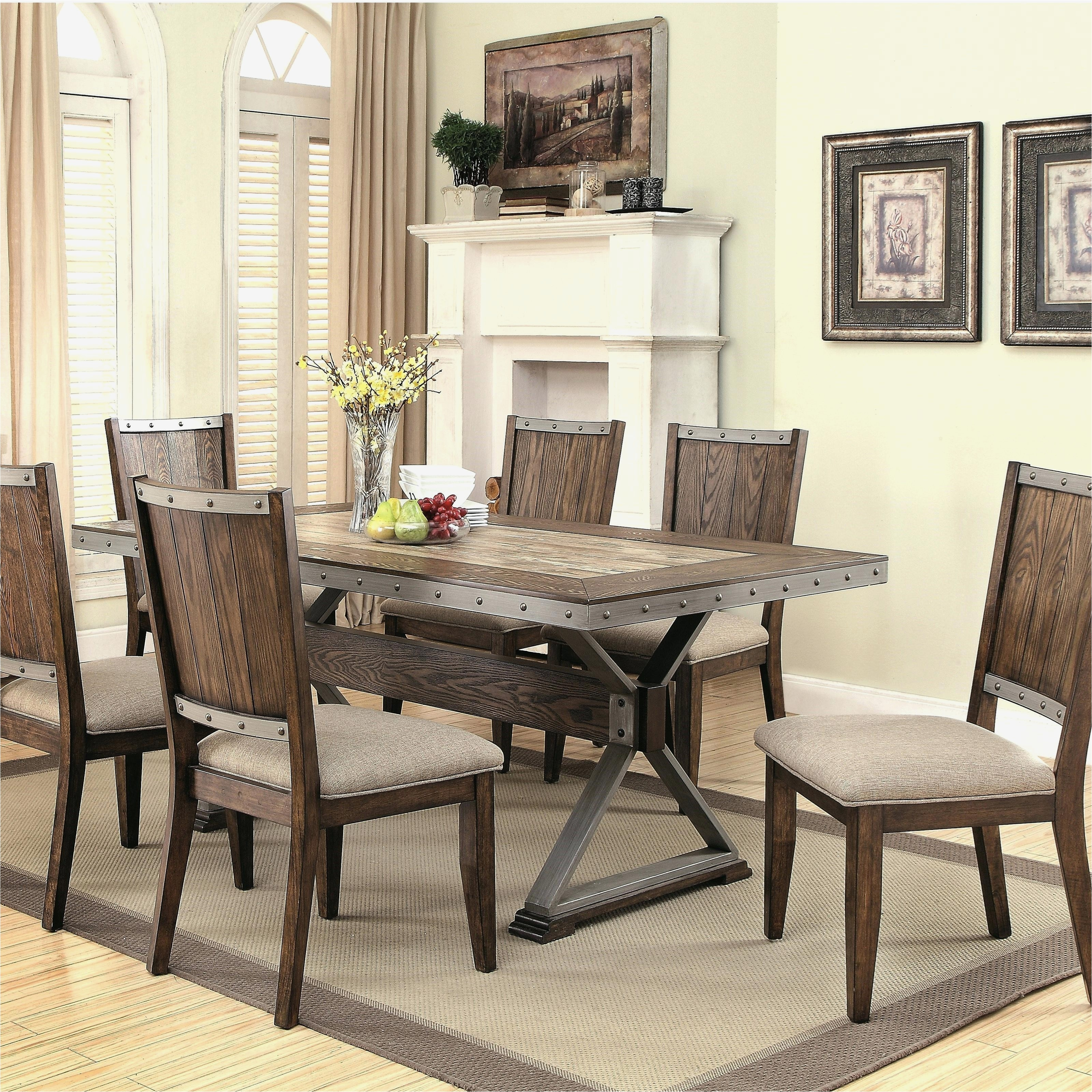 rustic dining room furniture inspirational 20 amazing rustic dining table with bench stampler pics of 44