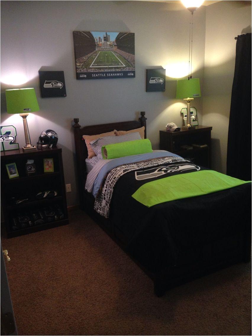 seahawk bedroom