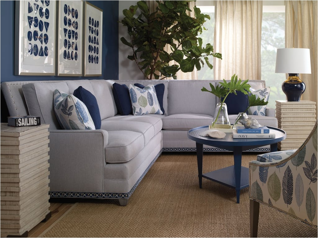 vanguard riverside left right arm sofa 604 las