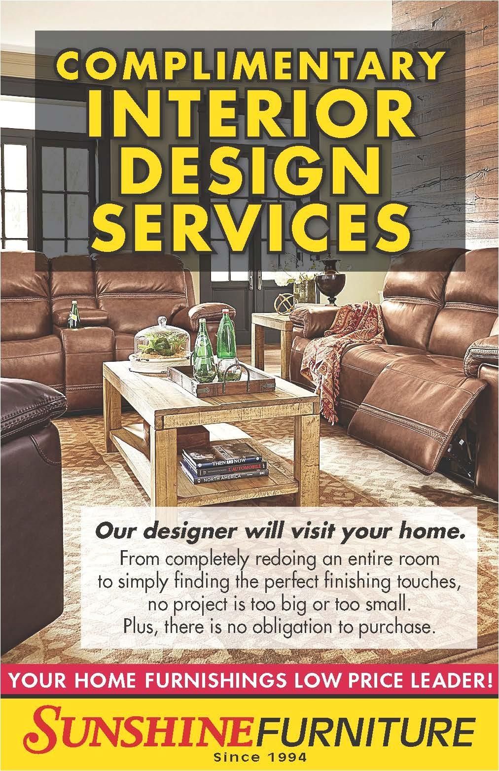 Sunshine Furniture Tulsa Store Flyers Sunshine Furnitue