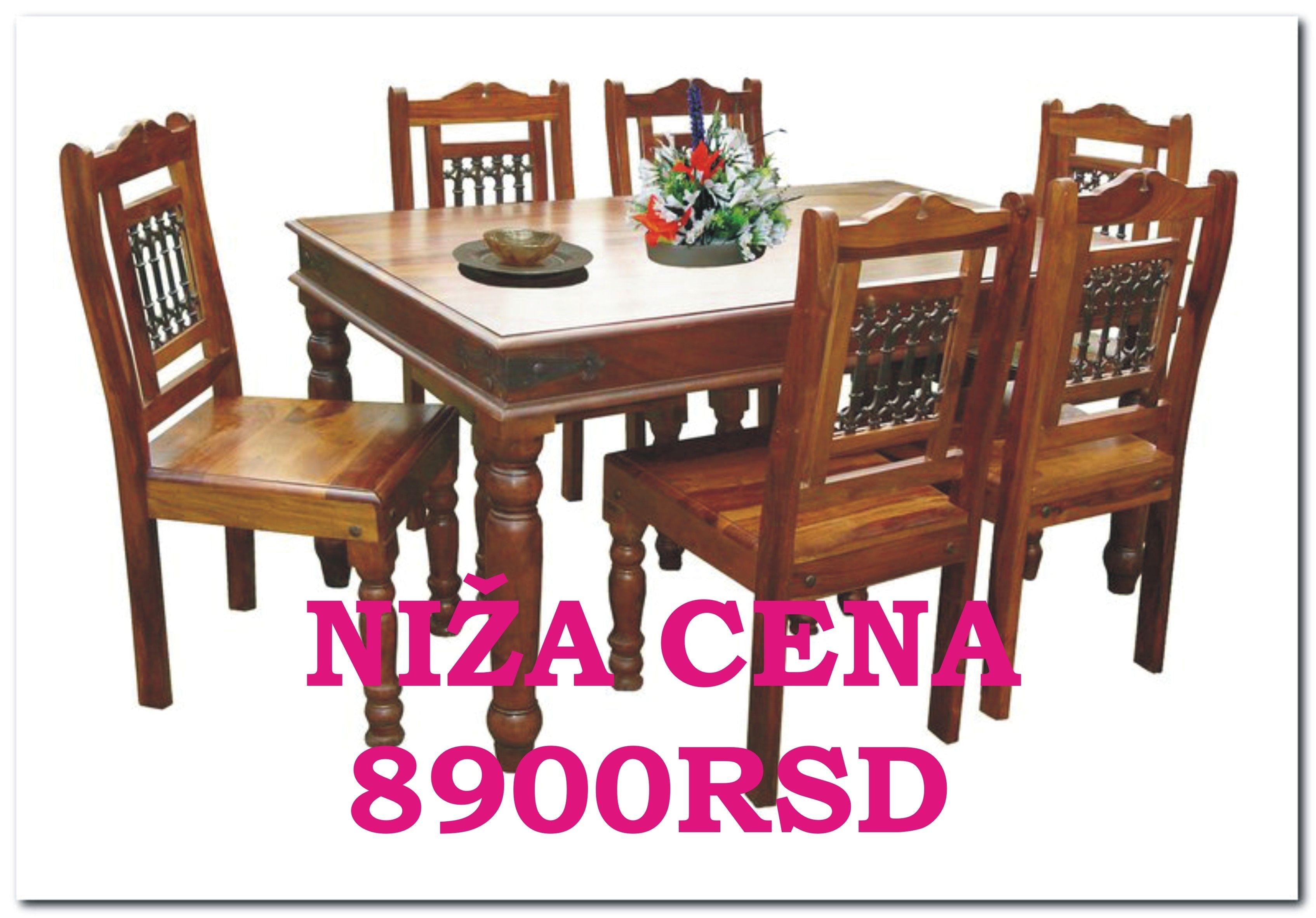"antique dining room furniture 1920 beautiful stolica od punog drveta u kombinaciji sa kovanim gvoa…a¾a"""