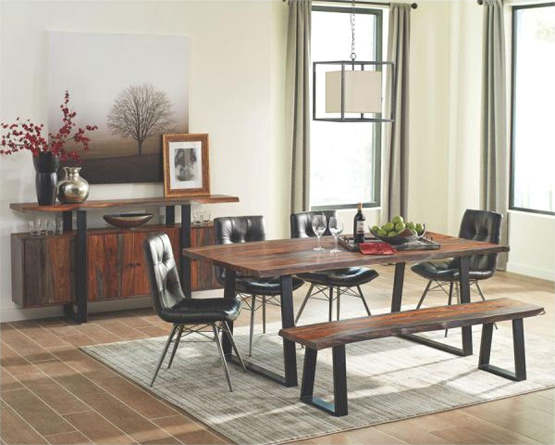 ralene six piece dining set walker furniture las vegas