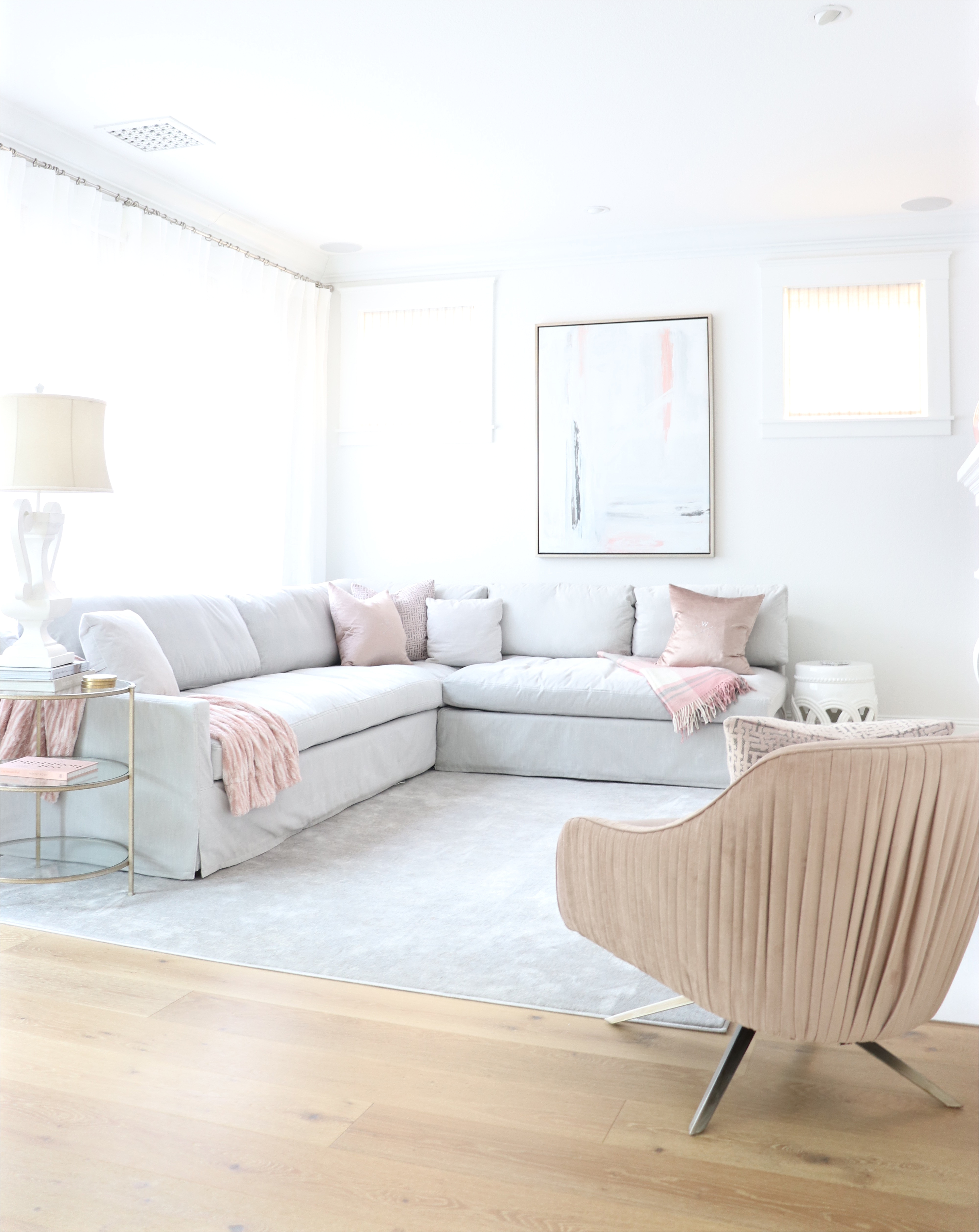 my new sectional sofa review kristy wicks