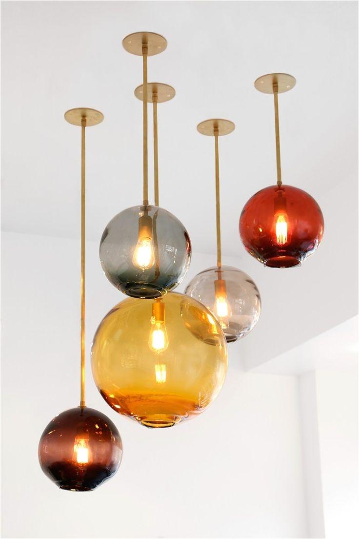 float suspension by sklo design karen gilbert paul pavlak pendant lamp lighting interior design inspiration