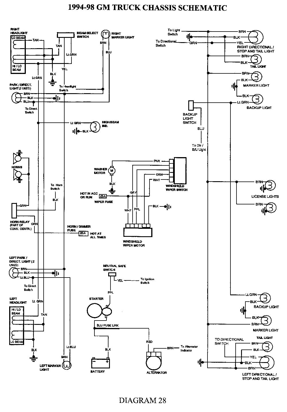 chevy silverado tail light wiring diagram collection types of 2004 chevy silverado tail lights
