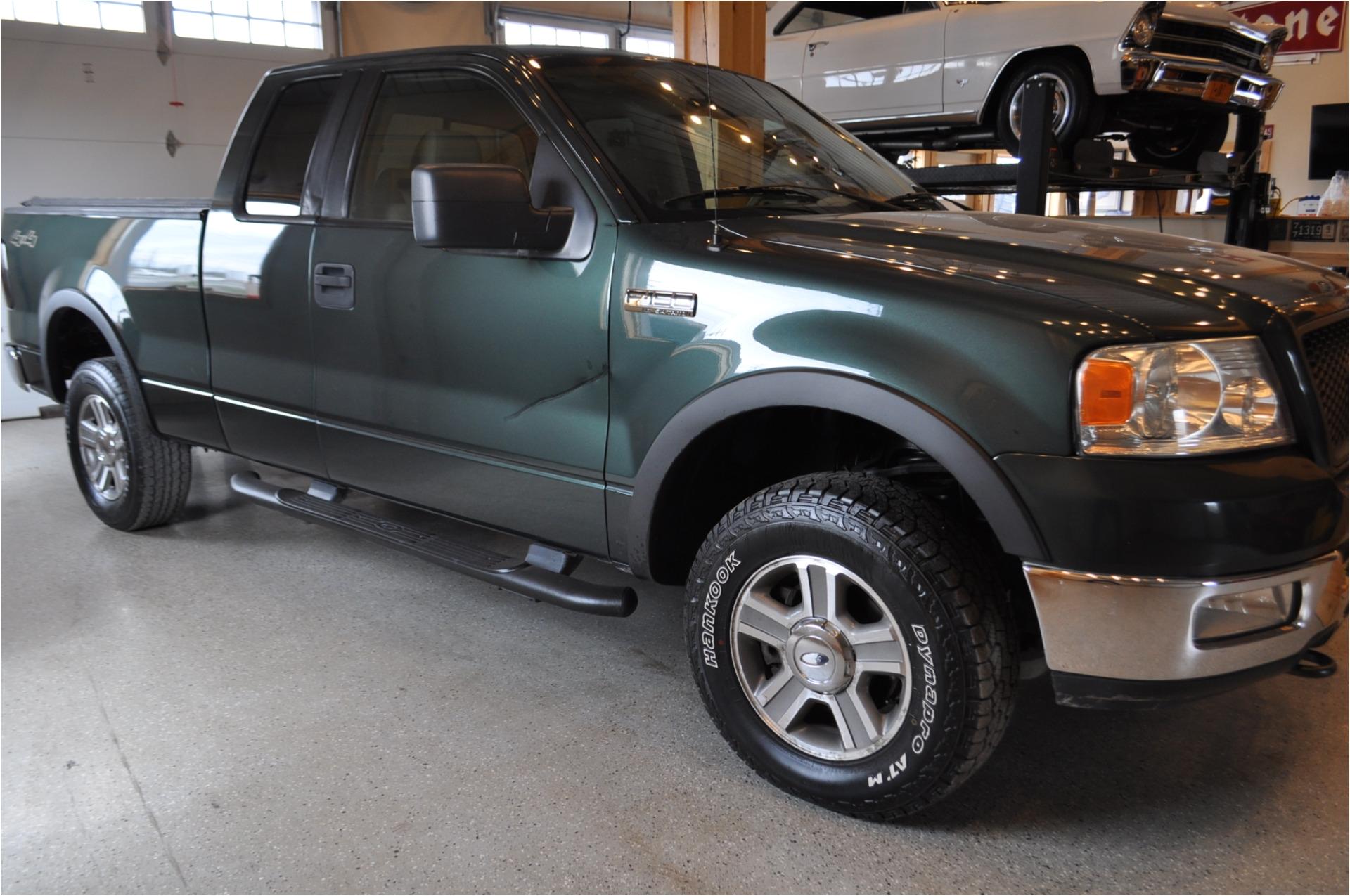 2005 ford f 150 xlt