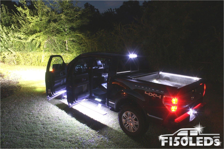 area board running 2008 2007 2006 2005 2004 lights truck premium leds led kit lighting ford