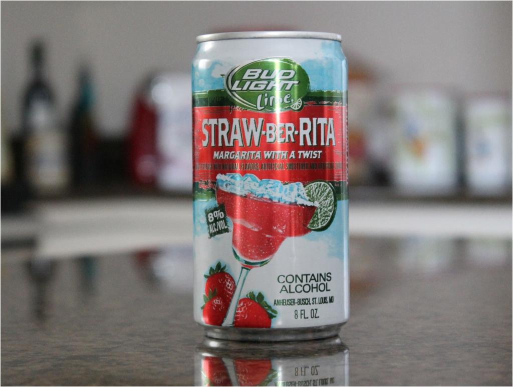 strawberita margarita drink