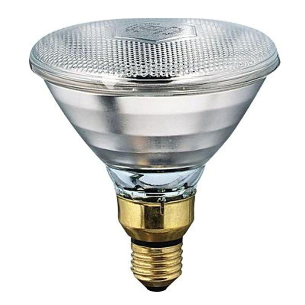 250 Watt Heat Lamp for Chickens Philips 175 Watt 120 Volt Par 38 Incandescent Heat Lamp Light Bulb