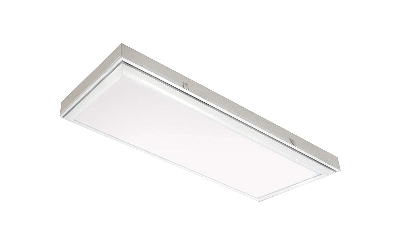 amazon com frame for surface mount of asd led 1x4 edge lit flat panel home improvement
