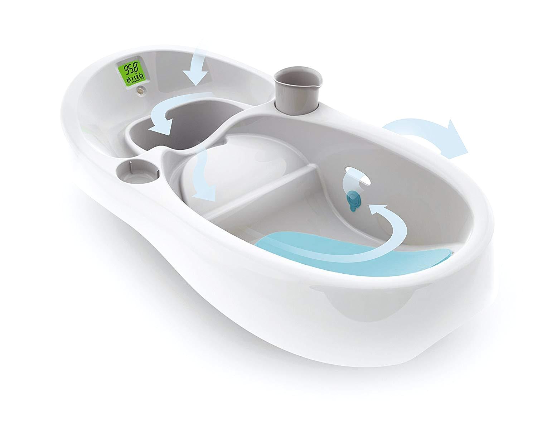 4moms Baby Bathtub Amazon Com 4moms Baby Bath Tub White Baby Bathing Seats and