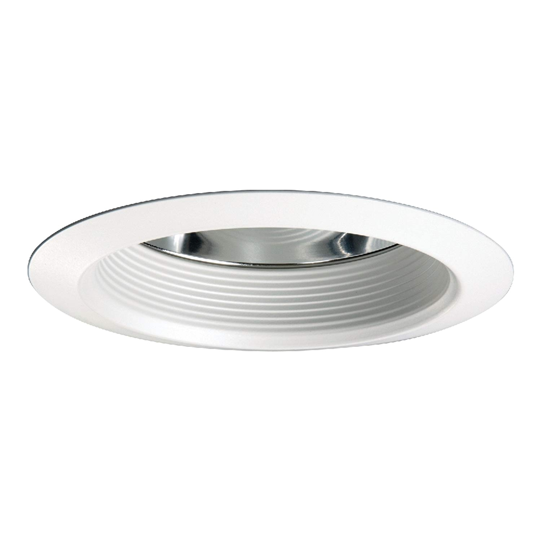 halo 30wath 6 inch air tite trim white recessed light fixture trims amazon com