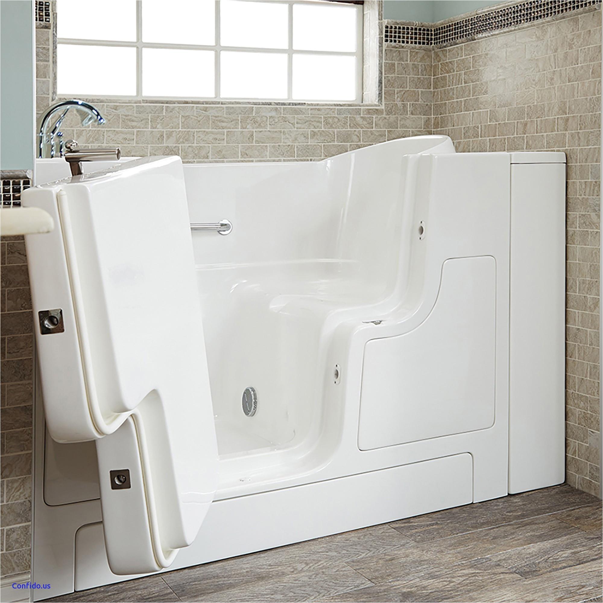 54 27 bathtub inspirational gelcoat value series 30 52 inch outward opening door soaking