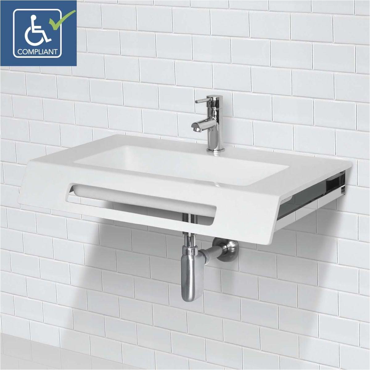 ada compliant bathroom sinks and vanities inspirational ada pliant faucets bathroom sinks ada toilet height ada
