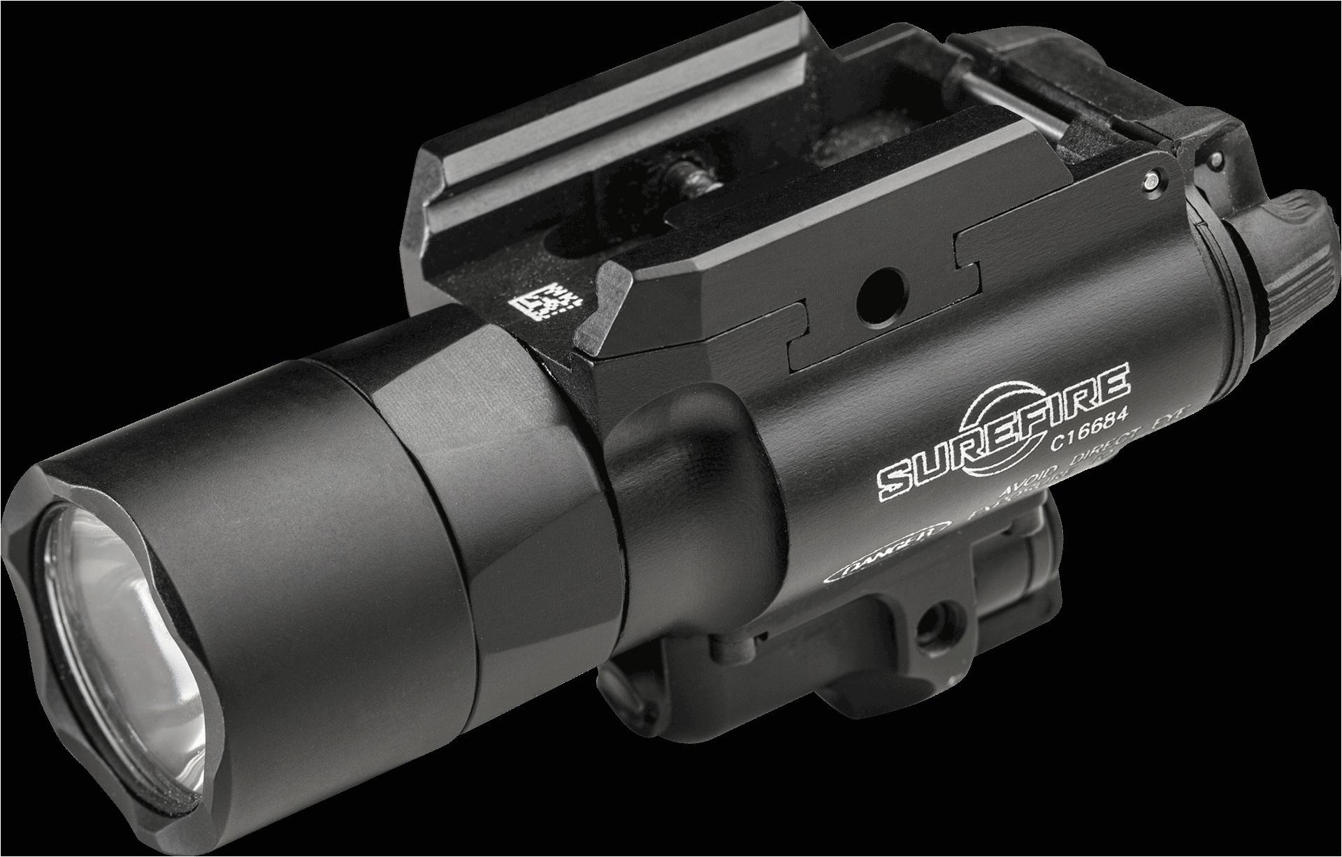 Ar 15 Light Laser Combo Surefire X400 Ultra Led Weaponlight White Light Red Laser