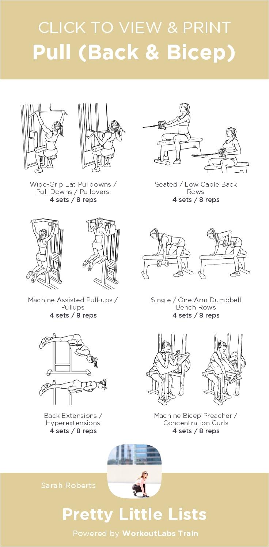 back workouts bicep workouts women workouts fitness