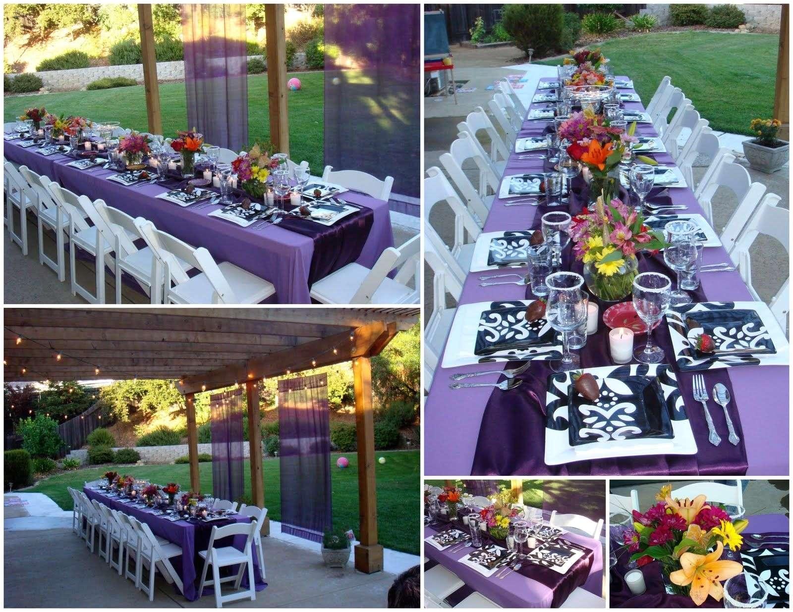backyard kegger party beautiful high school graduation party ideas