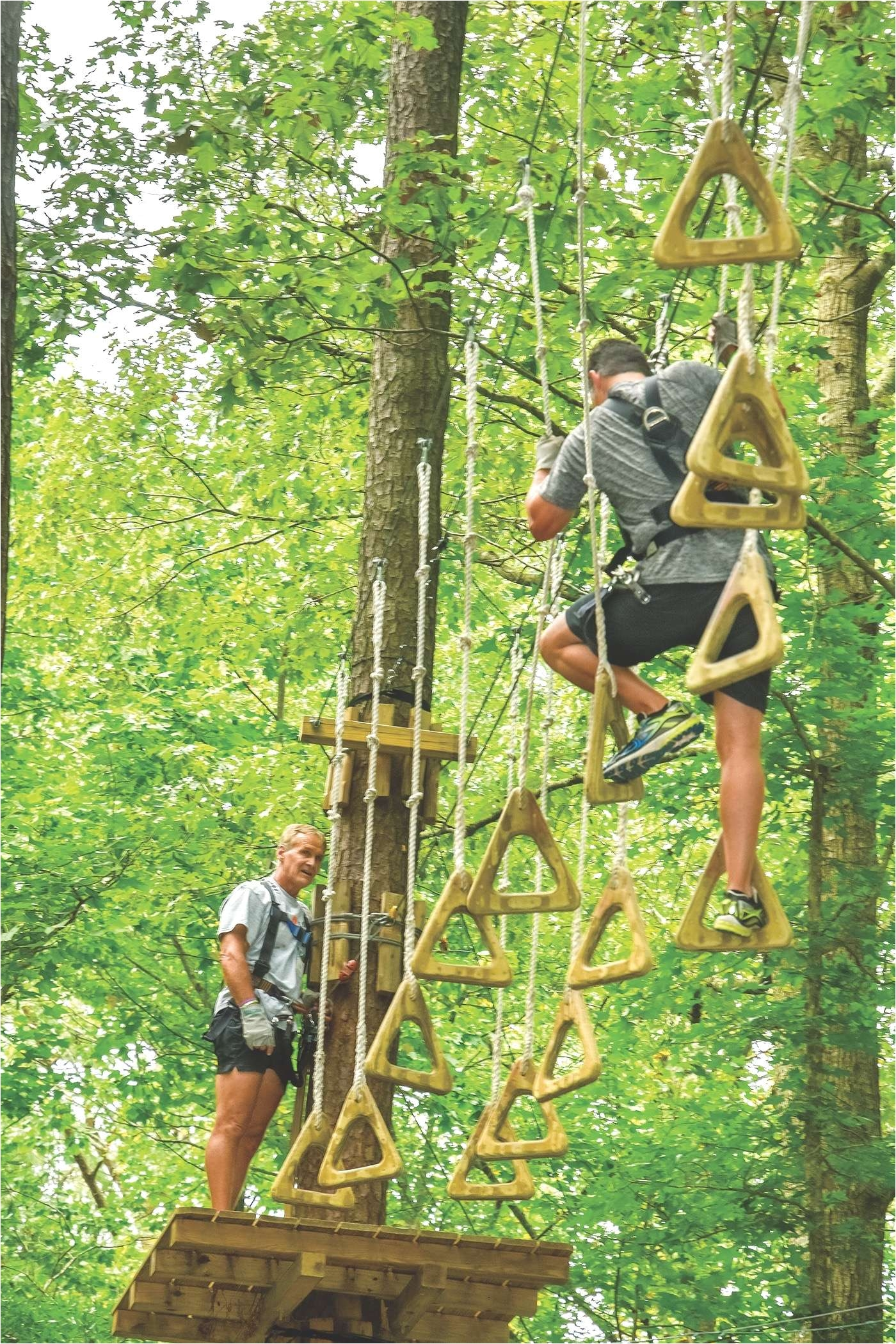 backyard zip line safety elegant zipline courses throughout virginia are high on thrills savor virginia