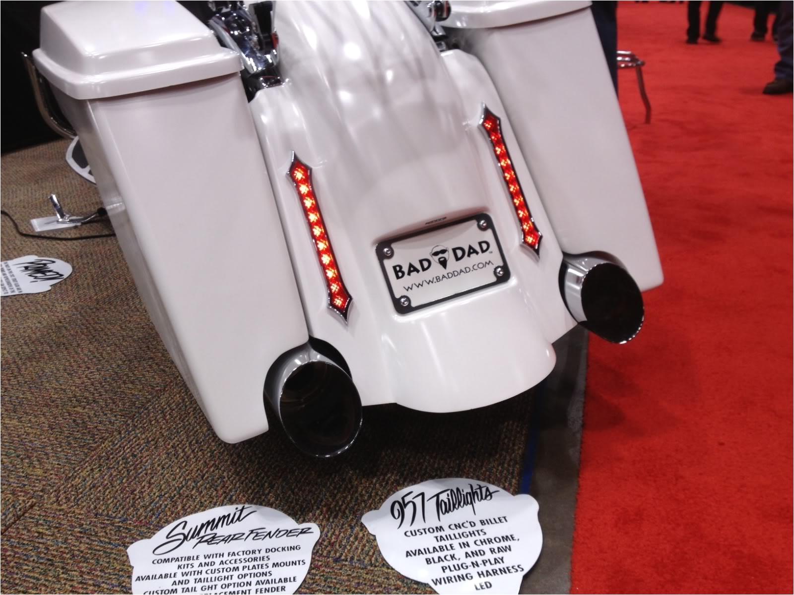 10 street glide taillights