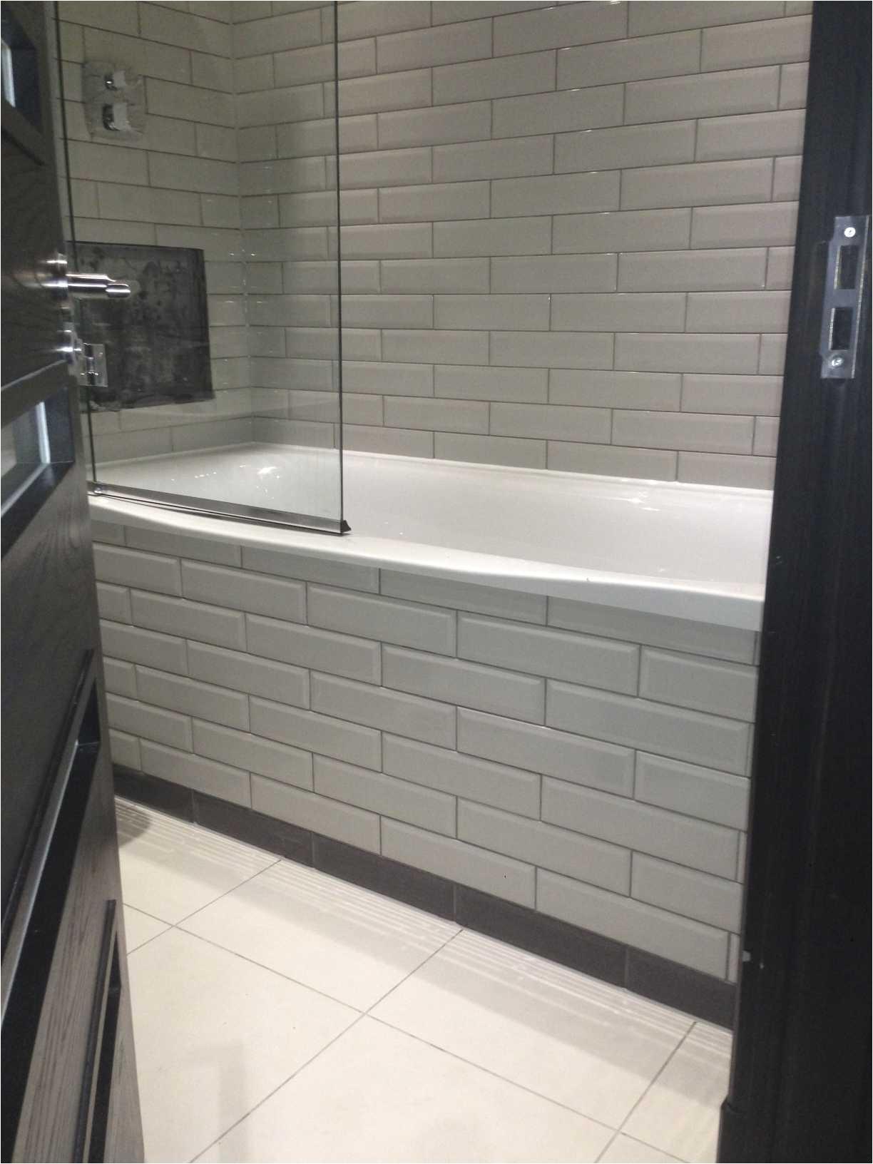 a tiled bath panel bathroom tiles