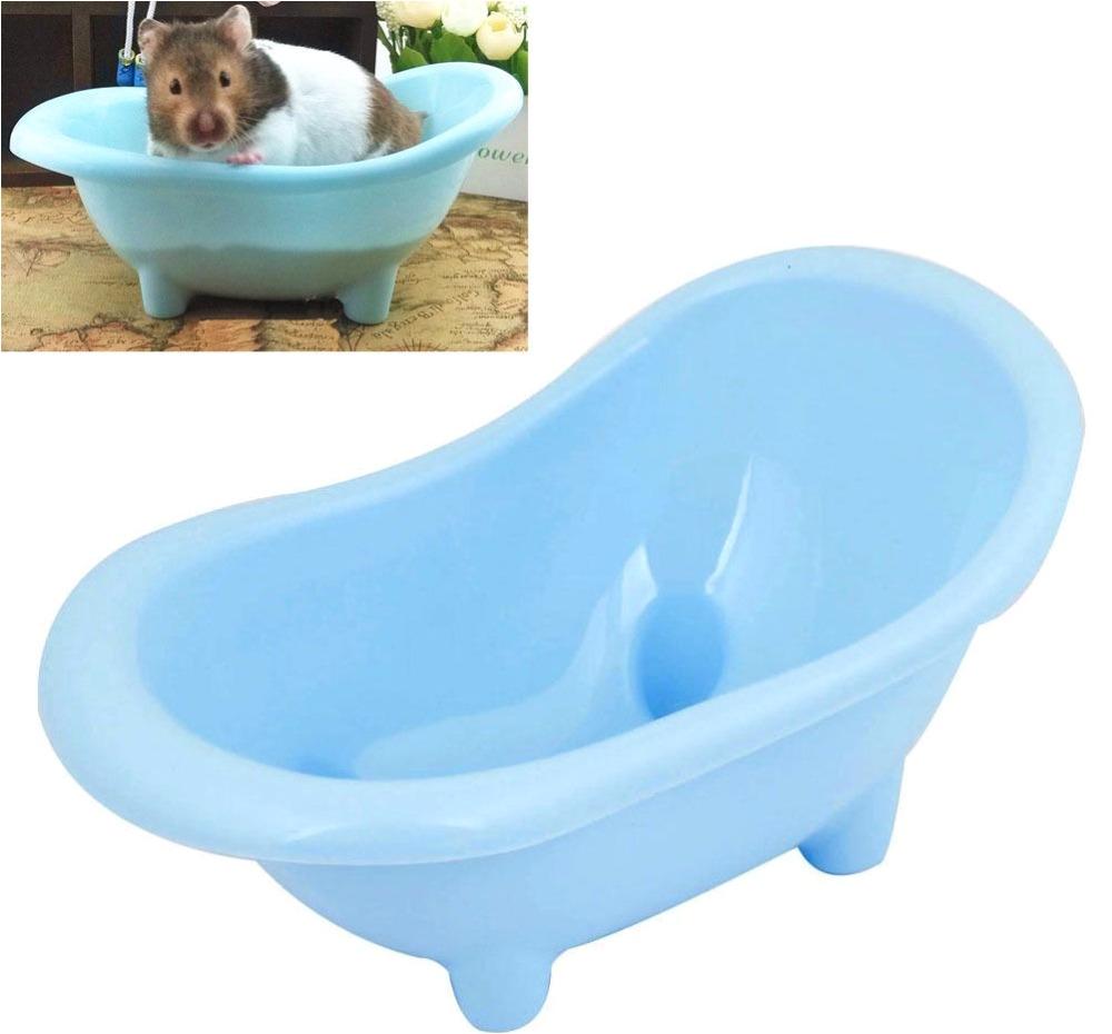 aliexpress com buy saim brand new plastic hamster bathroom bath sand room small animal hamster sauna toilet bathtub pets bathroom tools 4 colors from