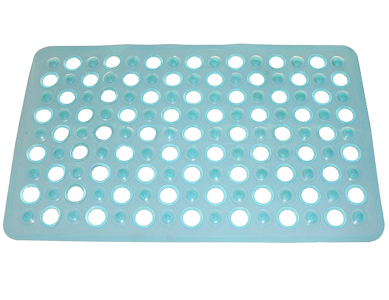 get quotations a· warrah non slip bathtub mat kids shower mats with suction cup anti slip natural