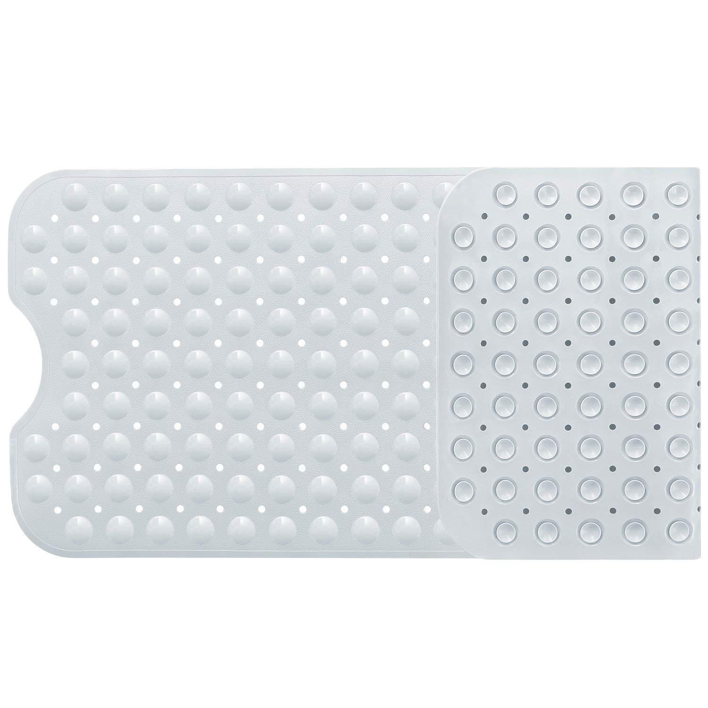 sedol bath mat extra long bath mat for showers non slip bath mat with suction cups