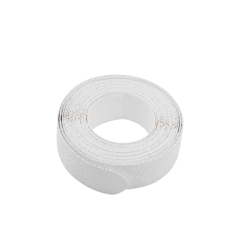 delta non slip tread strips in white 6 pack