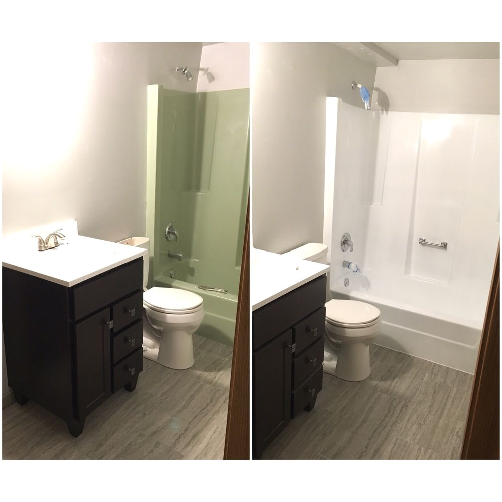 spray that tub bathtub refinishing 33 photos 16 reviews refinishing services 10737 s komensky oak lawn il phone number yelp