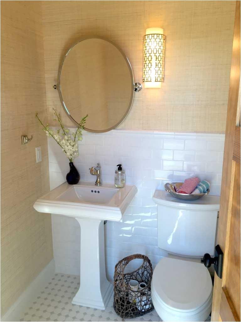 modern half bathrooms modern half bath design half bathrooms