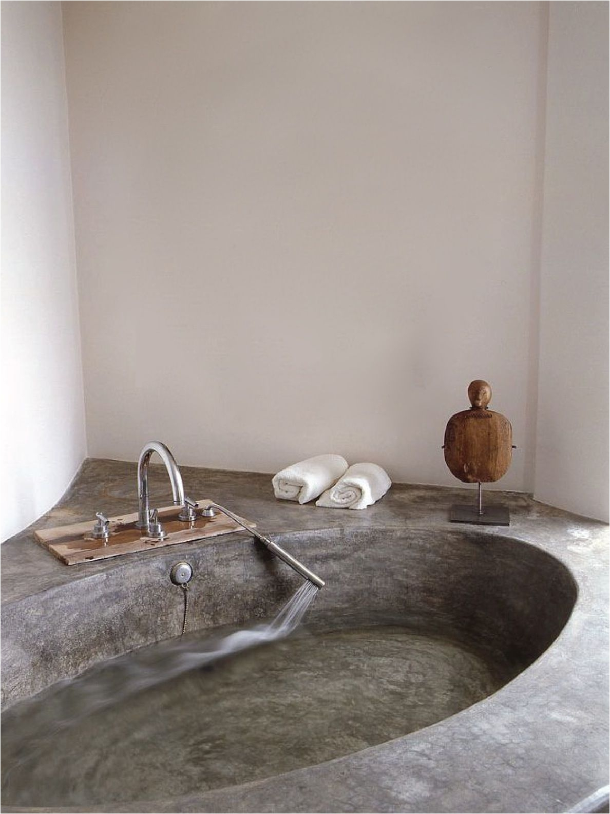 give mom the gift of relaxation with this concrete spa bath mothersday intermountainconcretespecialties
