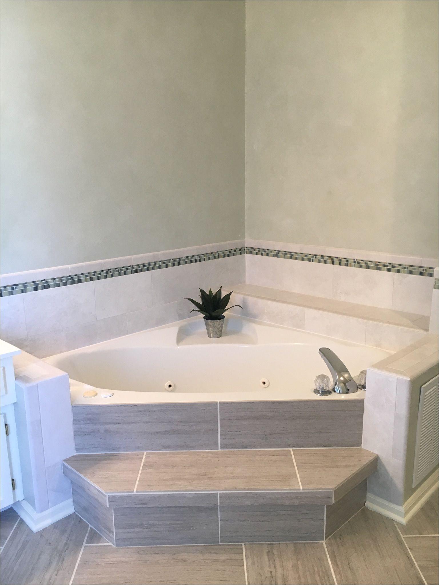 corner bathtub more