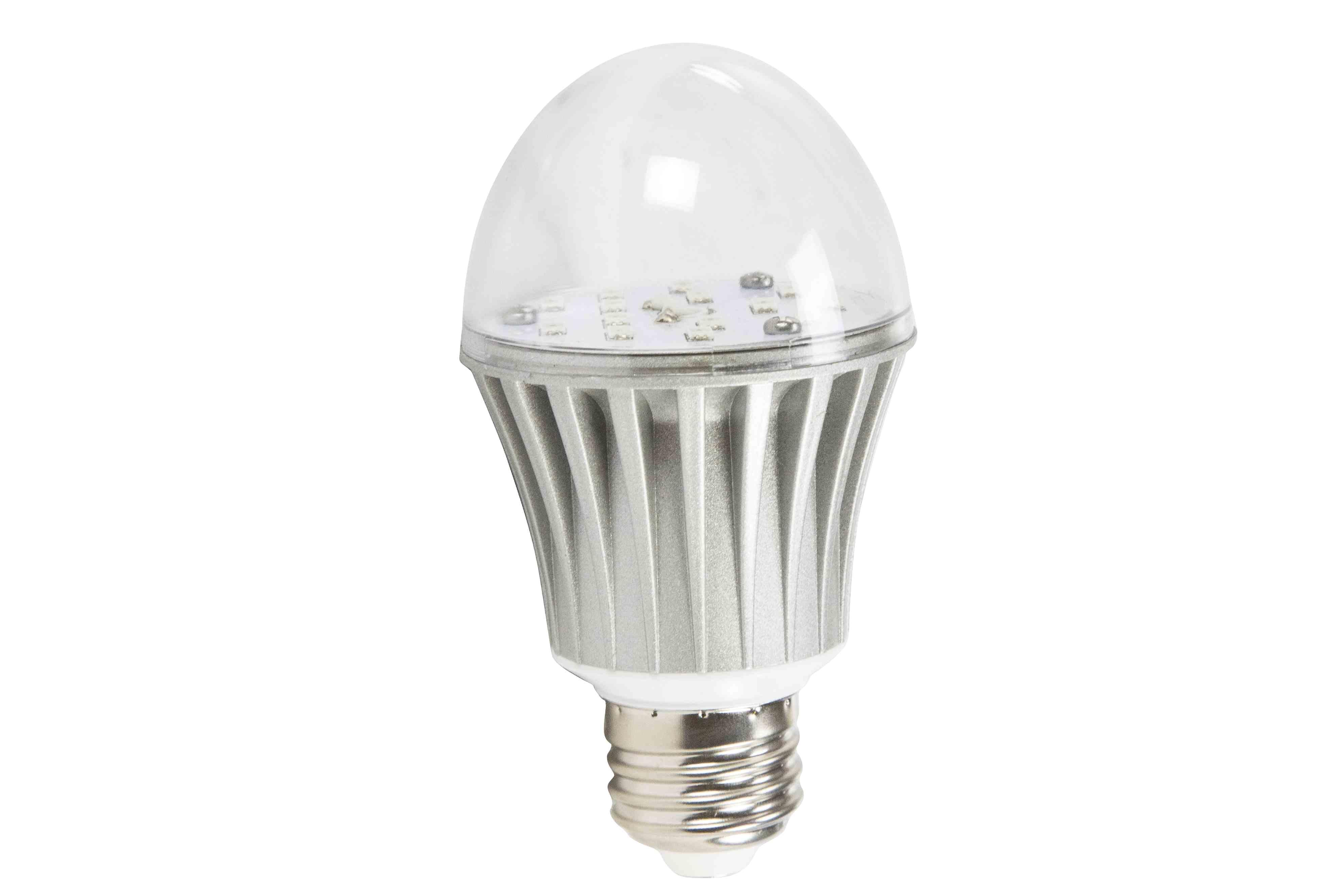 hi res image 4 strobing beacon led light bulb side angle