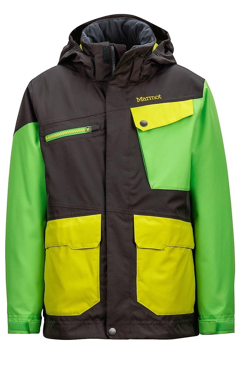 boys space walk jacket marmot