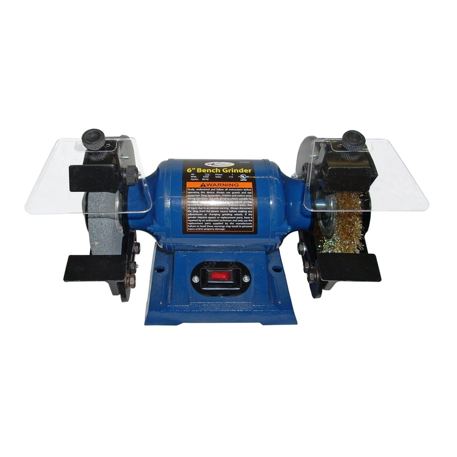 k tool international 6 in variable speed bench grinder