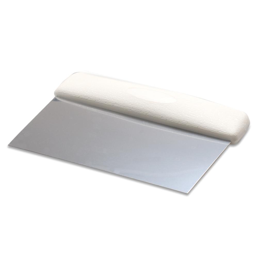 bench scraper plastic handle