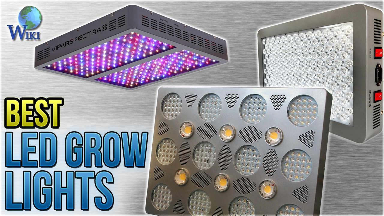 10 best led grow lights