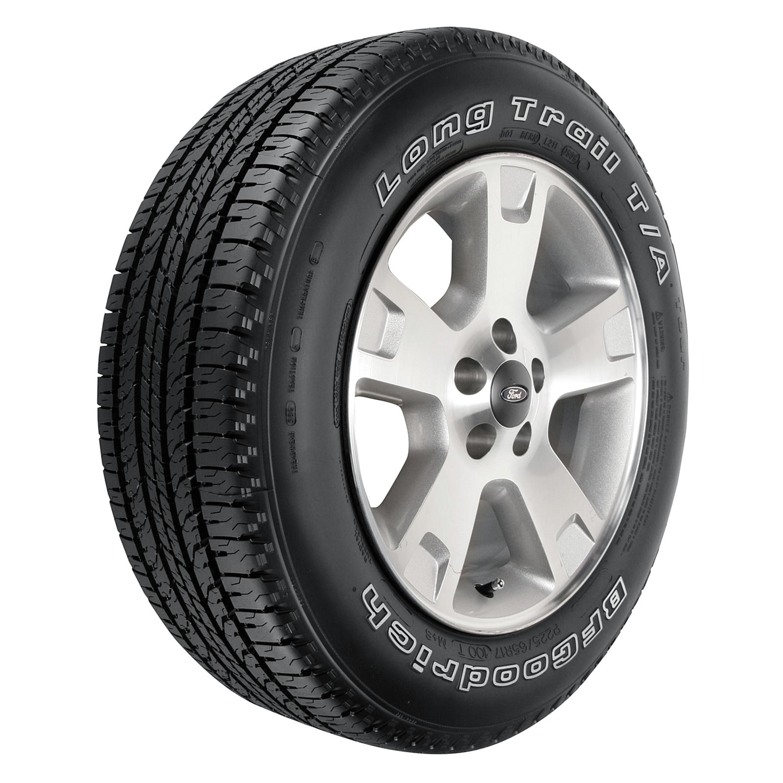 bfgoodrich long trail t a tour p245 70r17 108t all season tire